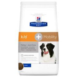 Hill's – Prescription – K/D + Mobilty- Pies - karma sucha – 5kg – MiskaKarmy.pl