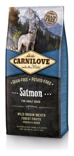 Carnilove - Salmon - 12kg - sucha karma dla psa - MiskaKarmy.pl