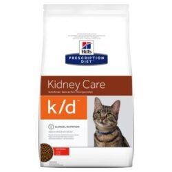 Hill's – Prescription – K/D - Kot - karma mokra – 5kg – MiskaKarmy.pl