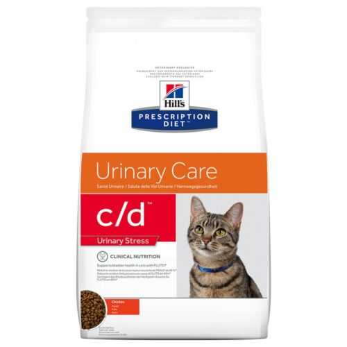 Hill's – Prescription – C/D – Urinary Stress - Kot - karma mokra – 1,5kg – MiskaKarmy.pl