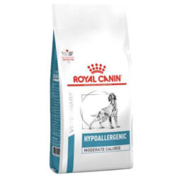 Royal Canin – Hypoallergenic - Moderate Colrie- Pies - karma sucha –7kg – MiskaKarmy.pl