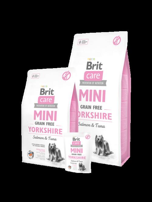 Brit Care Mini Yorkshire - 7kg - sucha karma dla psa - miskakarmypl