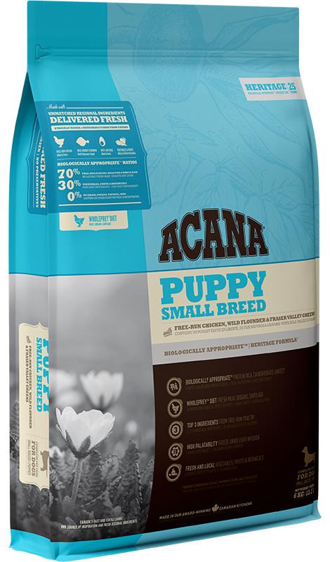 Acana Heritage Puppy Small Breed - sucha karma - szczeniak - 11,4kg - MiskaKarmy.pl