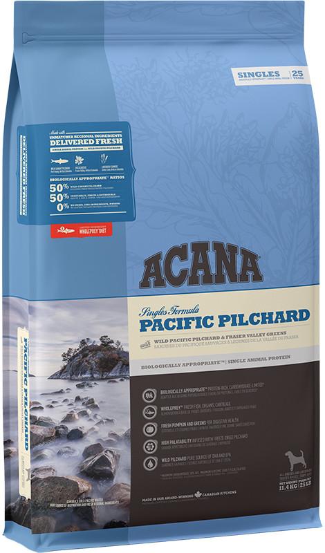 Acana Singles Pacific Pilchard - sucha karma dla psa - 11,4kg - MiskaKarmy.pl