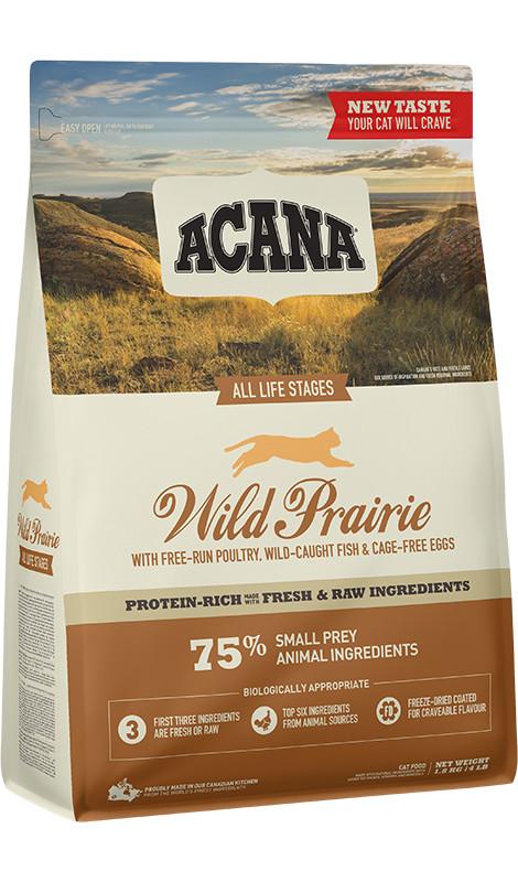 Acana Wild Prairie Cat - 1,8kg - sucha karma dla kota - MiskaKarmy.pl