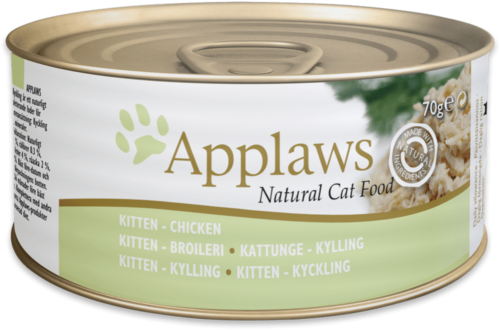 Applaws Cat Kitten - Kurczak - 70g puszka - MiskaKarmy.pl