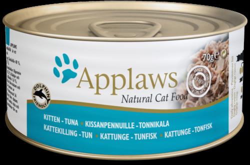 Applaws Cat - Kitten - Tuńczyk - 70g puszka - MiskaKarmy.pl