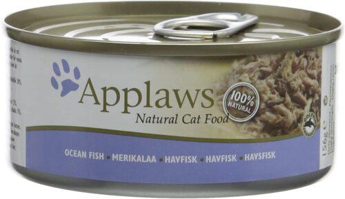 Applaws Cat - Ryba Oceaniczna - 156g puszka - MiskaKarmy.pl