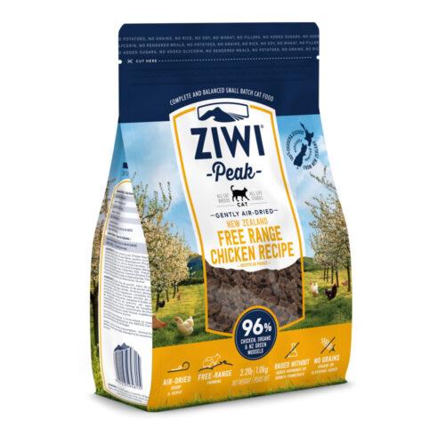 Ziwi Peak – Kurczak - Kot - karma sucha – 1kg – MiskaKarmy.pl