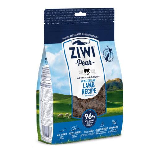 Ziwi Peak – Jagnięcina - Kot - karma sucha – 1kg – MiskaKarmy.pl