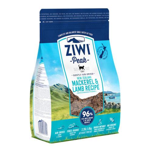 Ziwi Peak – Makrela – Jagnięcina - Kot - karma sucha – 1kg – MiskaKarmy.pl