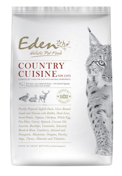 Eden – Country Kot - karma sucha – 1,5kg – MiskaKarmy.pl
