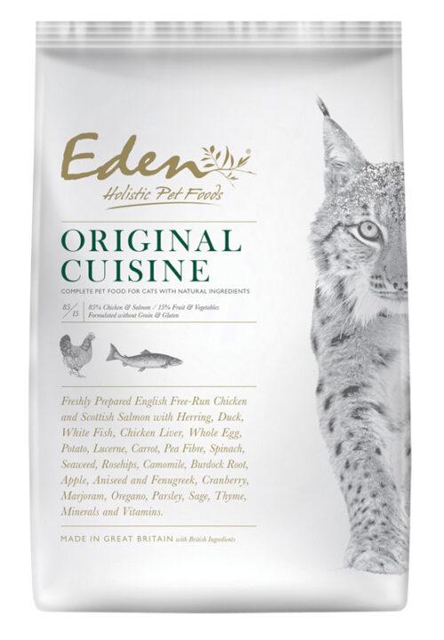Eden – Original Kot - karma sucha – 1,5kg – MiskaKarmy.pl