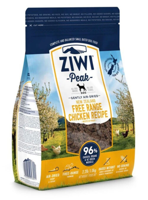 Ziwi Peak – Chicken – karma sucha –1kg - MiskaKarmy.pl