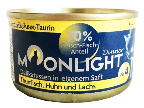 Moonlight Dinner – 4- karma mokra – 80g – MiskaKarmy.pl