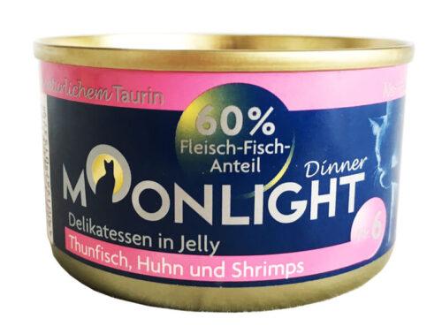 Moonlight Dinner – 6 - karma mokra – 80g – MiskaKarmy.pl