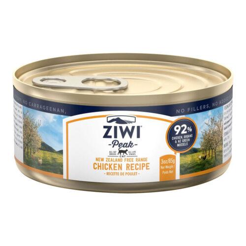 Ziwi Peak Cat - Kurczak - Kot - karma mokra – 85g – MiskaKarmy.pl