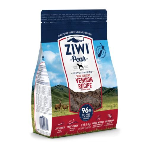 Ziwi Peak – Dziczyzna - Pies - karma sucha – 1kg – MiskaKarmy.pl