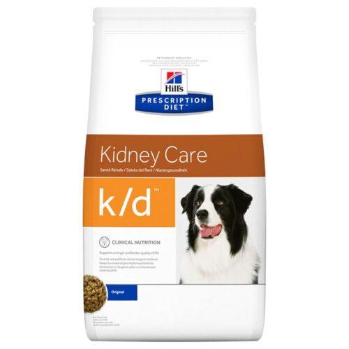 Hill's – Prescription – K/D - Pies - karma sucha – 5kg – MiskaKarmy.pl