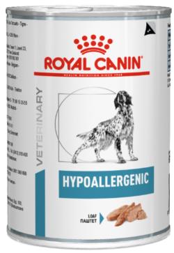 Royal Canin – Hypoallergenic - karma mokra –400g – MiskaKarmy.pl