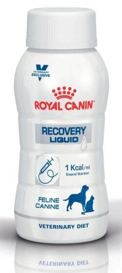 Royal Canin - Recovery Liquid - Kot- Pies - 200ml- MiskaKarmy.pl