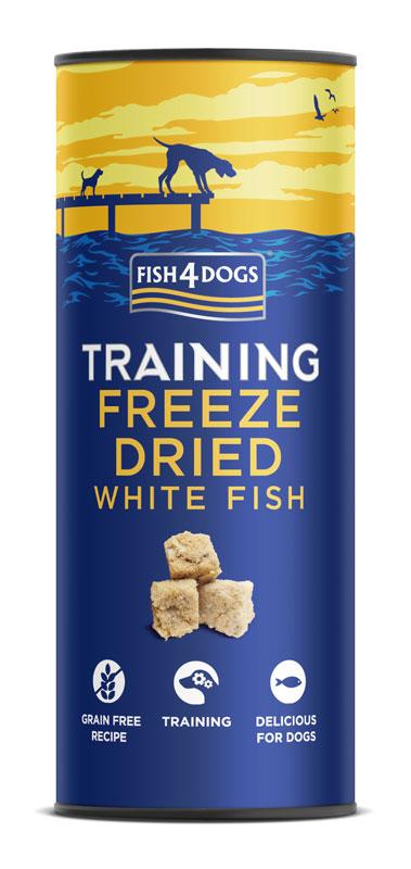 Fish4Dogs – Freez Dried - przysmaki – 25g - MiskaKarmy.pl