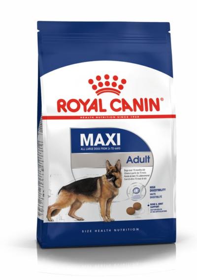 Royal Canin - Maxi Adult - sucha karma - MiskaKarmy.pl