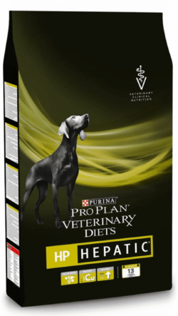 Purina – Hepatic - Pies - Mokra - Sucha – 3kg – MiskaKarmy.pl