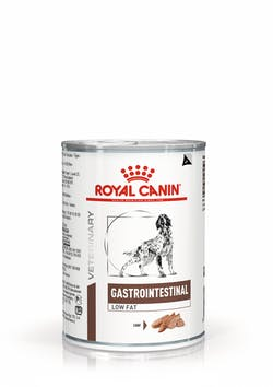Royal Canin – Gastrointestinal - Low Fat - Pies - karma mokra – 410g – MiskaKarmy.pl