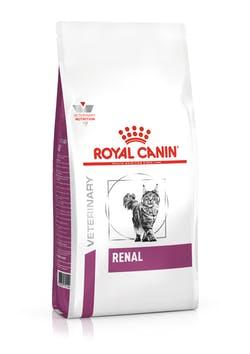 Royal Canin – Renal - Kot - karma sucha – 4kg – MiskaKarmy.pl