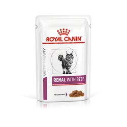 Royal Vanin – Vet - Renal - Wołowina - Kot - karma mokra – 85g – MiskaKarmy.pl