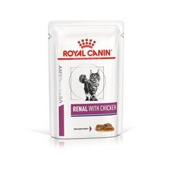 Royal Vanin – Vet - Renal - Kurczak - Kot - karma mokra – 85g – MiskaKarmy.pl