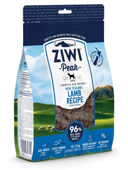 Ziwi Peak – Lamb – karma sucha – 454g - MiskaKarmy.pl
