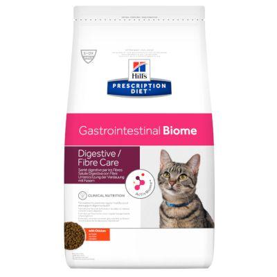 Hill's – Prescription – Gastrointestinal Biome – Feline- Kot - karma sucha – 1,5kg – MiskaKarmy.pl