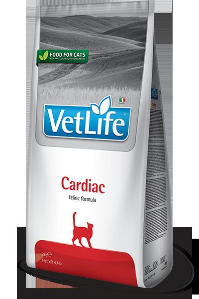 Farmina Vet Life Cardiac - Karma sucha dla kota weterynaryjna - 2kg - miskakarmypl