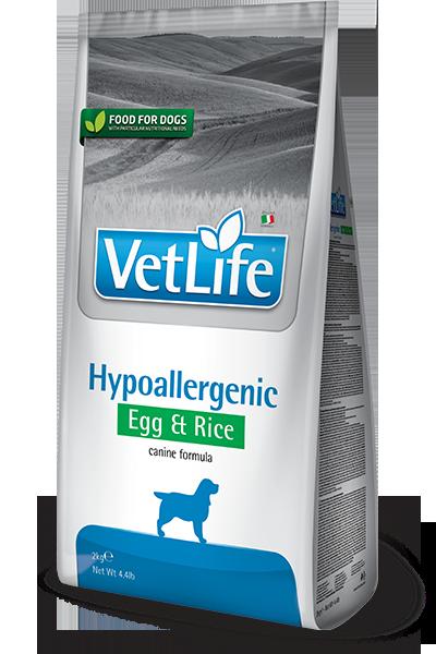 Farmina Vet Life Hypo Egg&Rice - Karma sucha dla psa weterynaryjna - 2kg - miskakarmypl