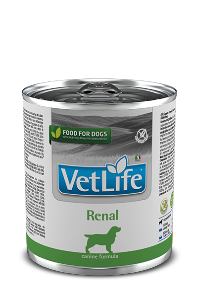 Farmina Vet Life Renal - Karma mokra dla psa weterynaryjna - 300g - miskakarmypl