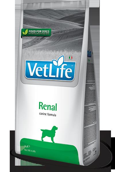 Farmina Vet Life Renal - Karma sucha dla psa weterynaryjna - 2kg - miskakarmypl
