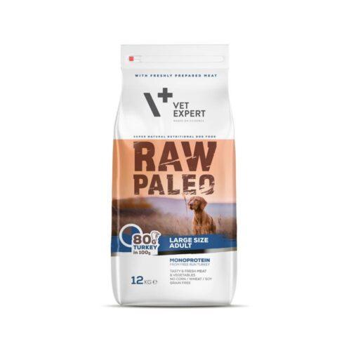 VetExpert RAW PALEO Large Adult - Karma sucha dla psa 2,5kg - miskakarmypl