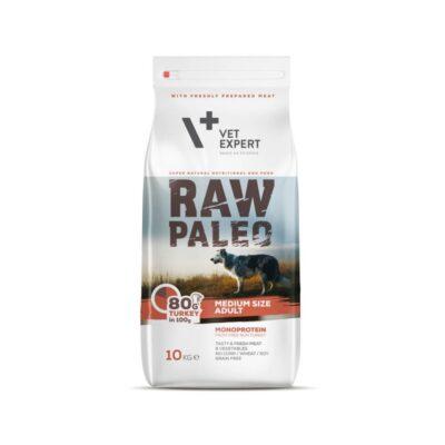 VetExpert RAW PALEO Medium Adult - Karma sucha dla psa 2,5kg - miskakarmypl
