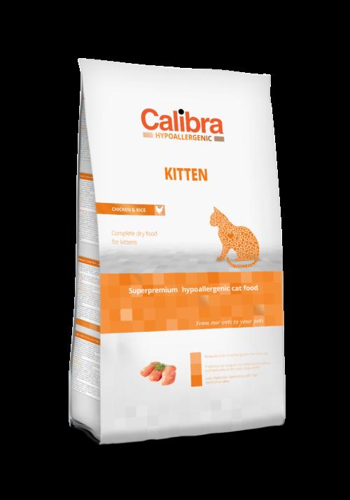 Calibra - Kitten - Kot - Karma - Sucha - 2kg - MiskaKarmy.pl