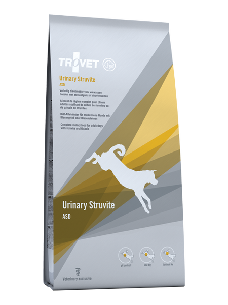 Trovet – Urinary - Struvite - Pies - Karma - Sucha – 3kg – MiskaKarmy.pl