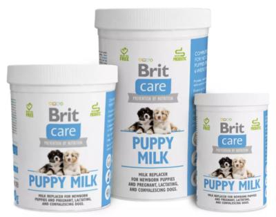 Brit Care Puppy Milk - mleko zastępcze dla szczeniaka - miskakarmypl