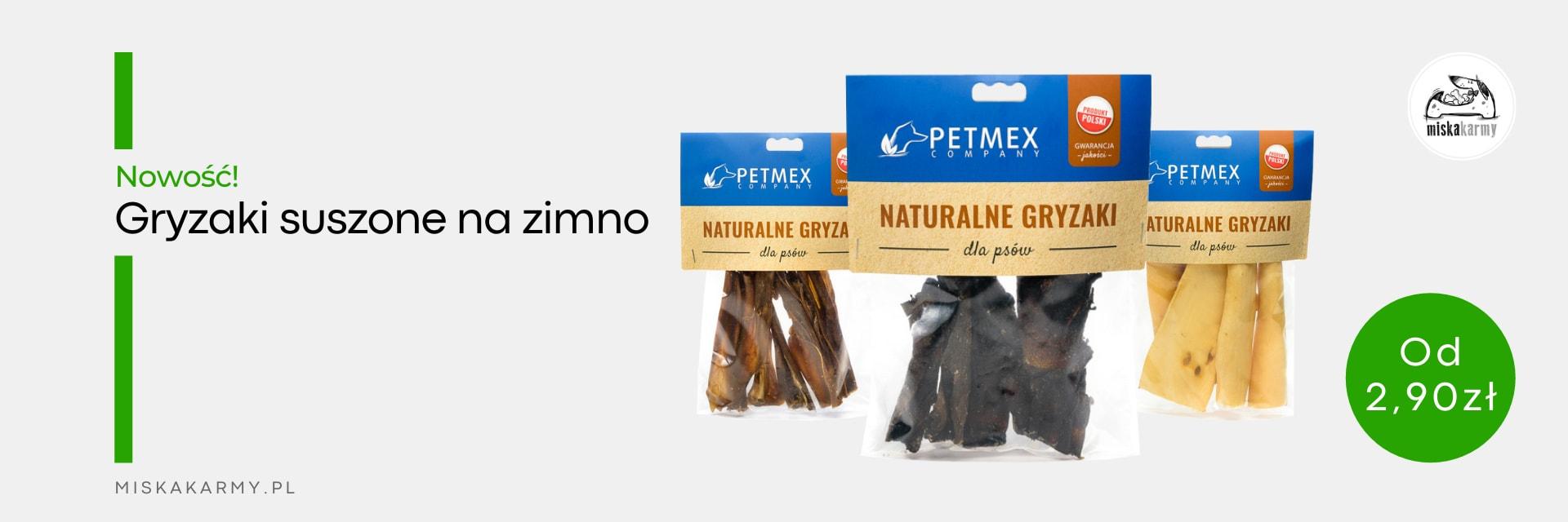 Gryzaki Petmex dla psa